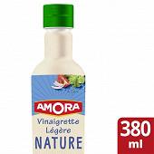 Amora vinaigrette naturelle légère nature 380ml