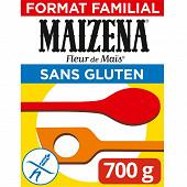 Maizena fleur de mais sans gluten format familial 700g