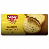 Schär sorrisi biscuit fourré cacao sans gluten 250 g