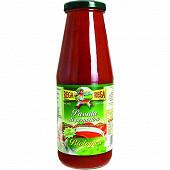 Rega pulpe de tomates et basilic 690g