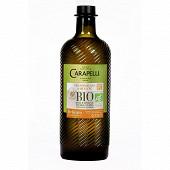Carapelli huile d'olive vierge extra bio delicato 75 cl