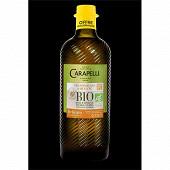 Carapelli huile d'olive V.E. Bio Delicato 75 cl Offre Gourmande