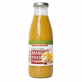 Ethiquable jus mangue passion pomme bio 75cl