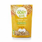 Good Goût kidz céréales muesli miel bio 300g