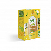 Good Goût Kidz ananas 4x90g