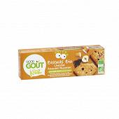 Good Goût Kidz biscuit chocolat amandes noisettes bio 110g