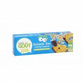 Good Goût Kidz biscuit chocolat sésame tournesol bio 110g