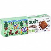 Good Goût Kidz biscuit chocolat cacao bio 110g