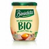 Bénédicta mayonnaise bio bocal 260g