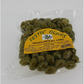 Festiv'Olives olives picholines du Gard 350g