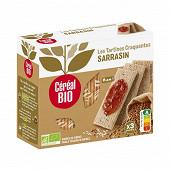 Céréal bio tartines craquantes sarrasin 145g