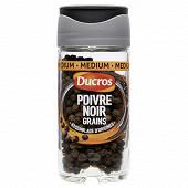 Ducros poivre noir grains 38g