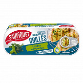 Saupiquet filet de maquereaux grillés aux herbes de Provence 1/4 120g