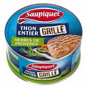 Saupiquet thon grillé aux herbes de provence 115g