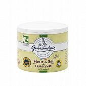 Le guerandais fleur de sel de guerande boite 125g