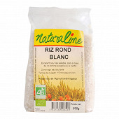 Naturaline riz rond blanc 500g