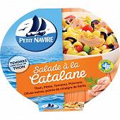 Petit Navire salade au coeur de la région catalane 220g