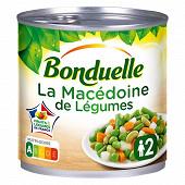 Bonduelle macédoine 1/2 265g