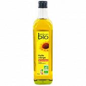 Nature bio huile de tournesol vierge biologique 75cl