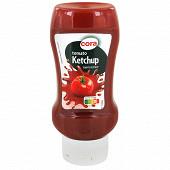 Cora ketchup nature flacon souple 370g