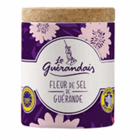 Le guerandais fleur de sel boite tradition 65g