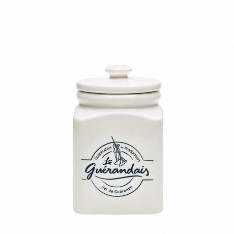 Le Guérandais boite à sel + gros sel 750g