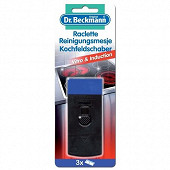 Dr Beckmann raclette plaque vitro