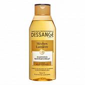 Jacques Dessange shampooing mèches lumières ensoleillées cheveux clairs 250ml