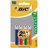 Bic briquet J25 mini standard x4