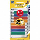Bic Briquet Maxi J26 Blister x8 + 2 gt