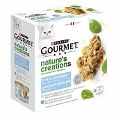 Gourmet nature's coffret de la mer 8x85g