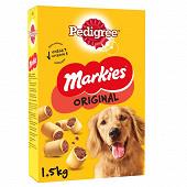 Pedigree markies original biscuits fourrés pour chien 1.5kg