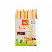 Mon Fournil farine complète de blé T150 bio 1kg