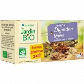 Jardin bio infusion digestion légère badiane anis et fenouil 36g