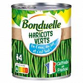 Bonduelle haricots verts extra fins