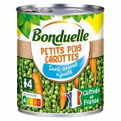 Bonduelle petits pois & carottes 530g