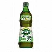 Puget huile d'olive bio première récolte intense 75cl