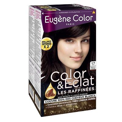 Eugène Color Eugène color les raffinées n°17 marron cacao lot 2