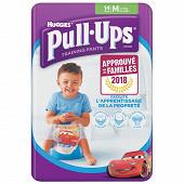 Huggies pull-ups convenience T5/M garçon x14