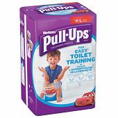 Huggies pull-ups convenience culottes T6/L garçon x12