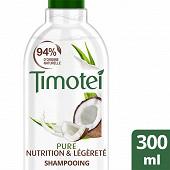 Timotei shampooing nutrition & légereté 300ml