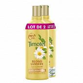 Timotei après-shampoooing blond lumière camomille 2x300ml