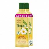 Timotei shampooing blond lumière 2x300ml