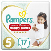 Pampers culottesactive fit pants paquet t5 x17