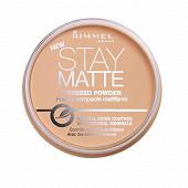 Rimmel NU poudre compacte stay matte mohair 007 14g