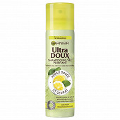 Ultra doux shampooing sec citron 150ml