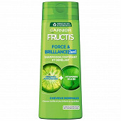 Fructis shampooing 2 en 1 cheveux normaux 250ML