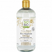 So bio etic lotion micellaire tonifiante argan bio 500ml