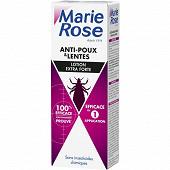 Marie Rose anti-poux & lentes lotion extra forte 100ml