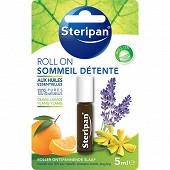 Steripan roll-on sommeil détente aux huiles essentielles 5ml